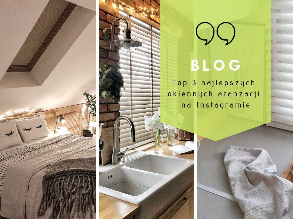 Top 3 najlepszych okiennych aranżacji na Instagramie – marzec