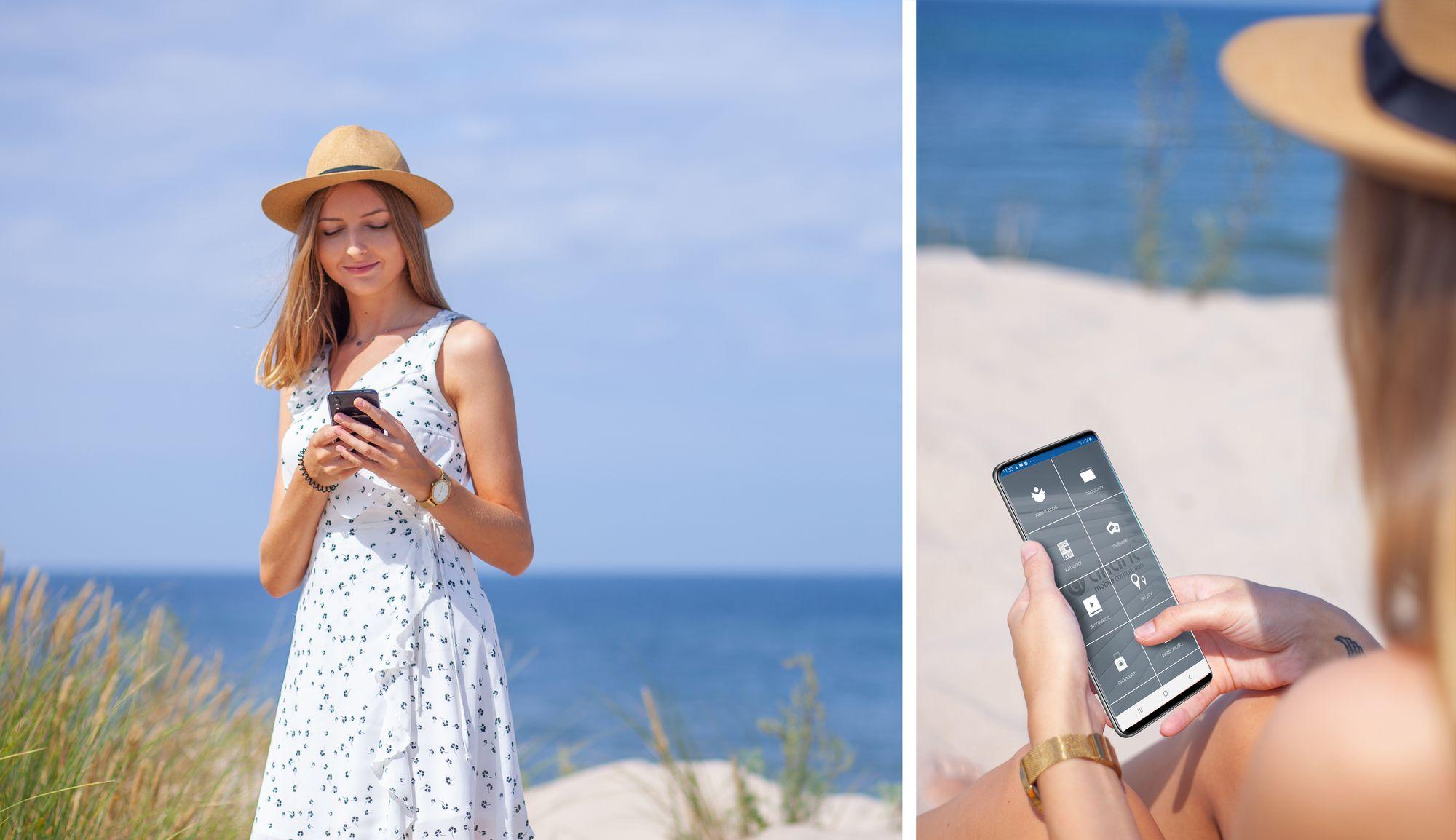 Premiera aplikacji mobilnej Akant – informacje o systemach osłonowych na wyciągnięcie ręki