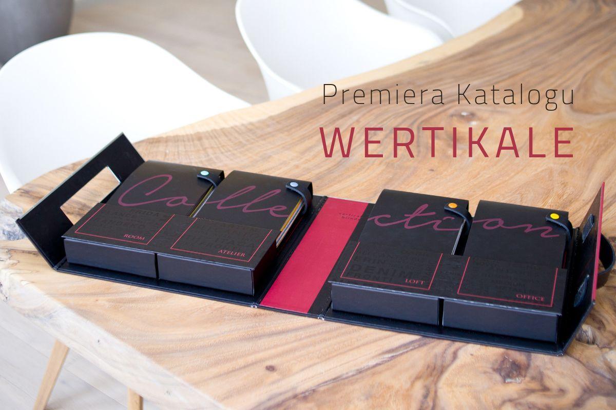 Premiera katalogu wertikali