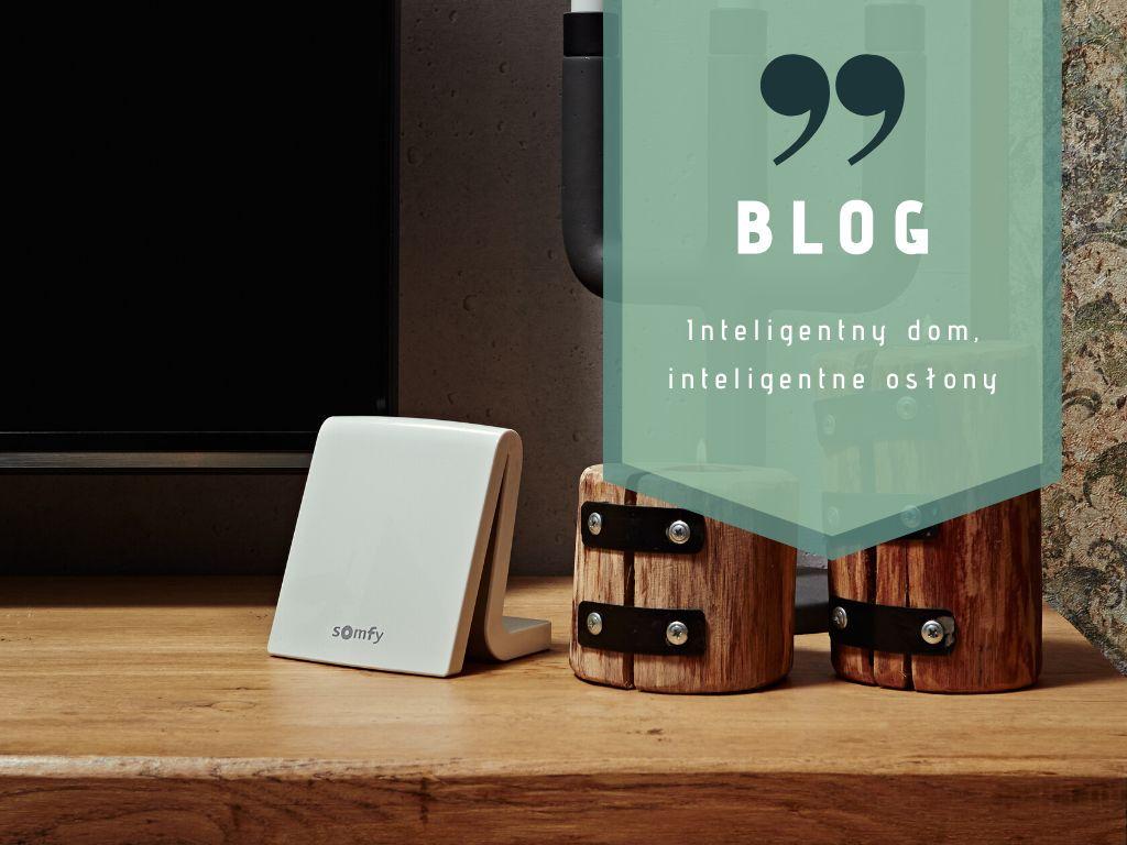 Inteligentny dom, inteligentne osłony